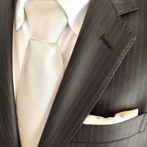 卒業式のスーツ