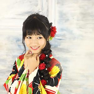 女の子の袴