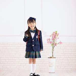入学式の撮影